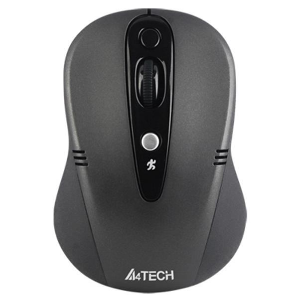 Мышь беспроводная A4Tech G9-370FX-1 Black