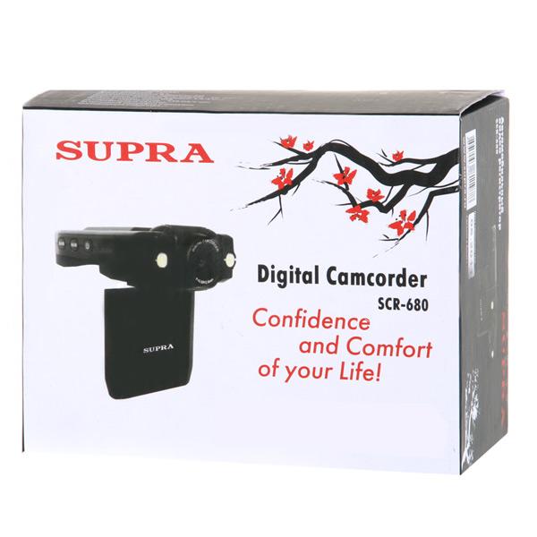 Видеорегистратор Supra Scr-680 Инструкция - фото 11