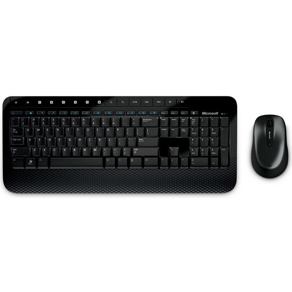 Комплект клавиатура+мышь Microsoft