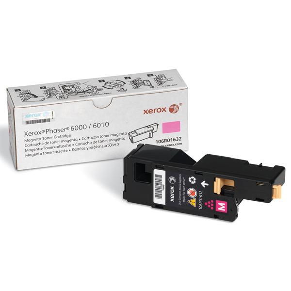 Картридж для лазерного принтера Xerox 106R01632 картридж для принтера и мфу xerox 106r01632 magenta