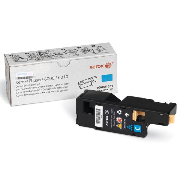 Картридж для лазерного принтера Xerox 106R01631