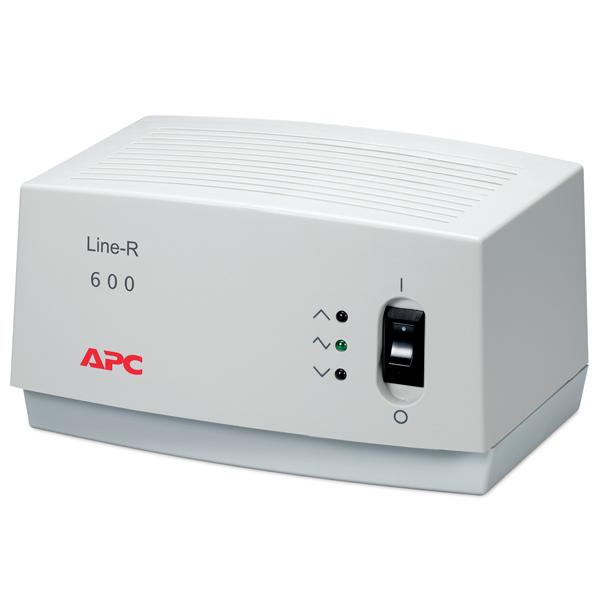 Стабилизатор напряжения APC Line-R 600VA Auto