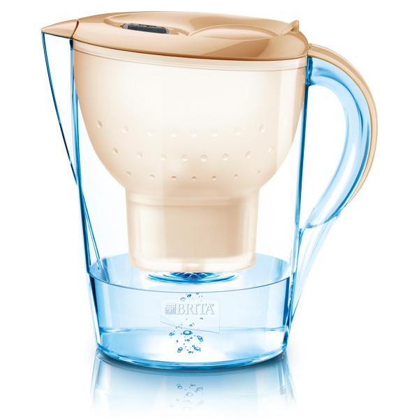 Фильтр для очистки воды Brita Marella XL Cappuccino