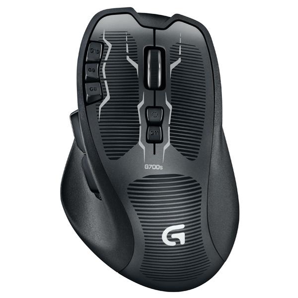 Игровая мышь Logitech G700S (910-003424)