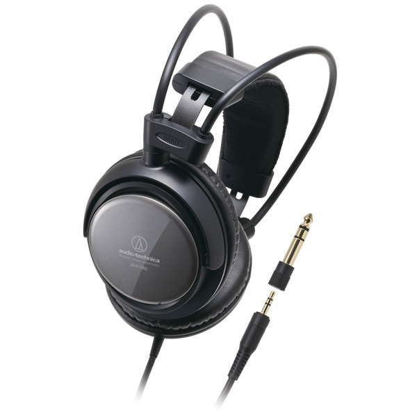 Наушники полноразмерные Audio-Technica ATH-T400