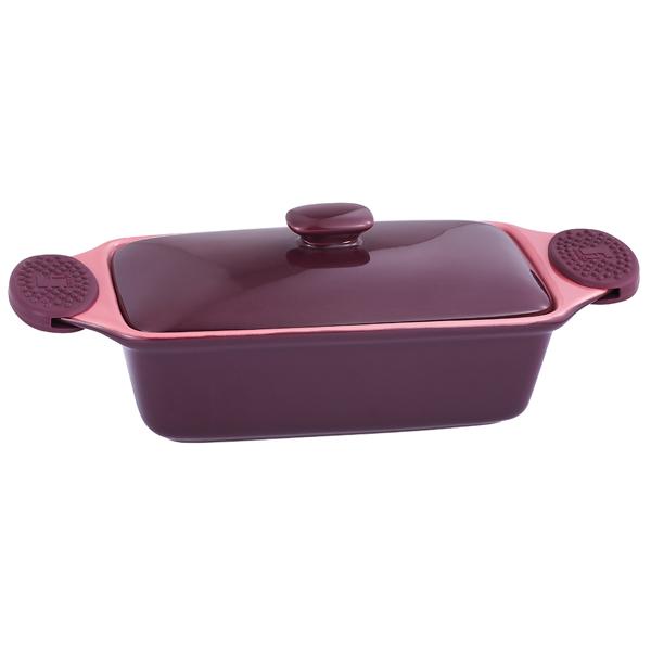 Форма для выпекания (керамика) Bergner Onebaker BG13861-PP