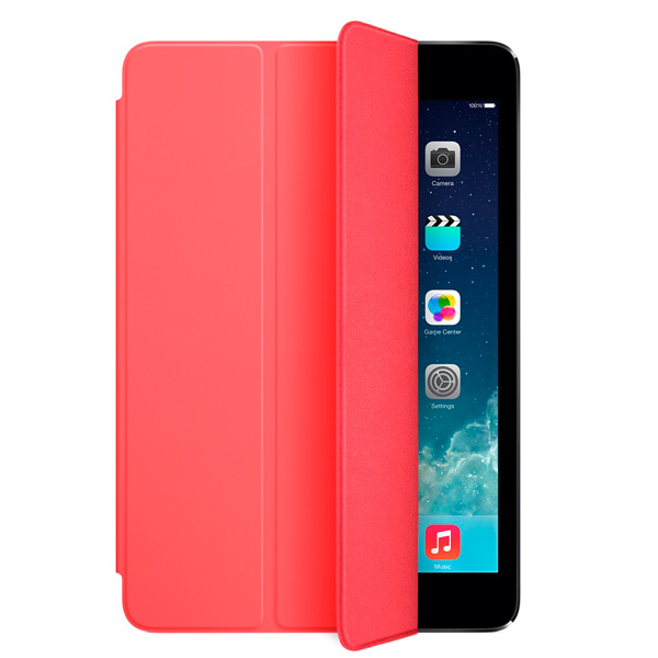 Кейс для iPad mini Apple mini Smart Cover Pink (MF061ZM/A)