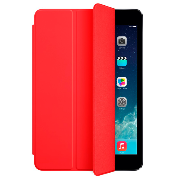 Кейс для iPad mini Apple mini Smart Cover Red (MF394ZM/A)