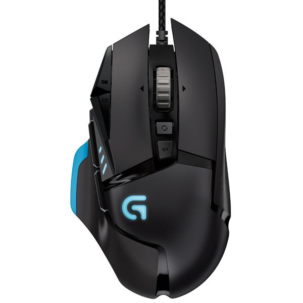 Игровая мышь Logitech G502 Proteus Core (910-004075)