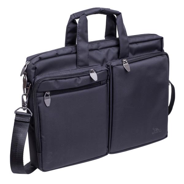 """Кейс для ноутбука до 15"""" Riva 8530 Black"""