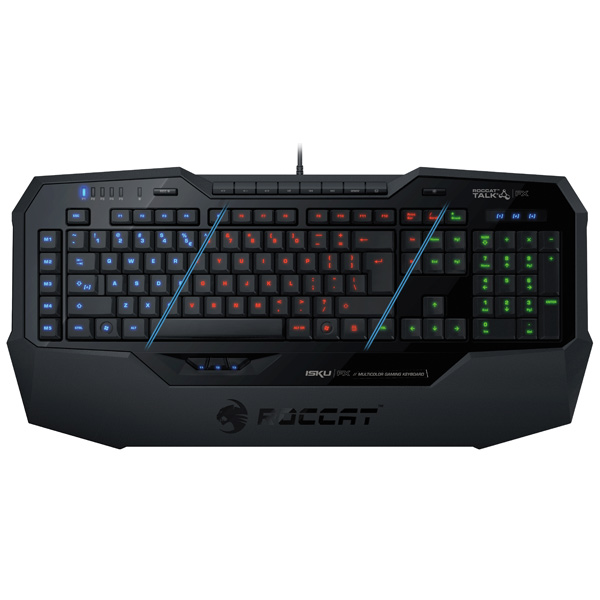Игровая клавиатура ROCCAT