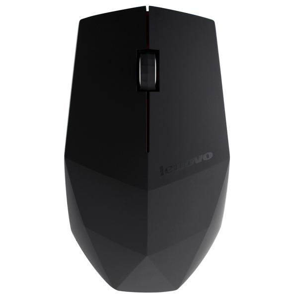 Мышь беспроводная Lenovo N50 Black (888014322)