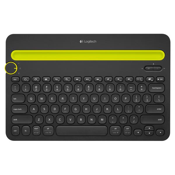 Клавиатура для микрокомпьютера Logitech K480(920-006368)