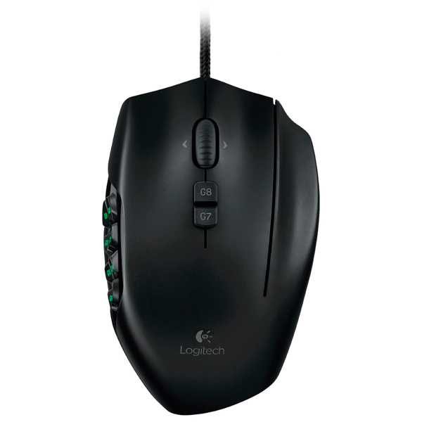 Игровая мышь Logitech G600 (910-003623)