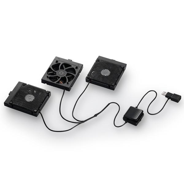 Купить Подставка для ноутбука Cooler Master NotePal U3 Plus Black (R9-NBC-U3PK-GP) недорого