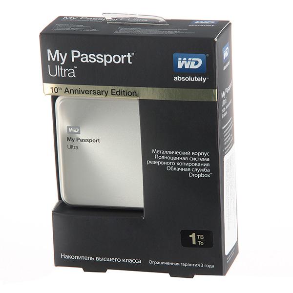 Купить Внешний жесткий диск 2.5