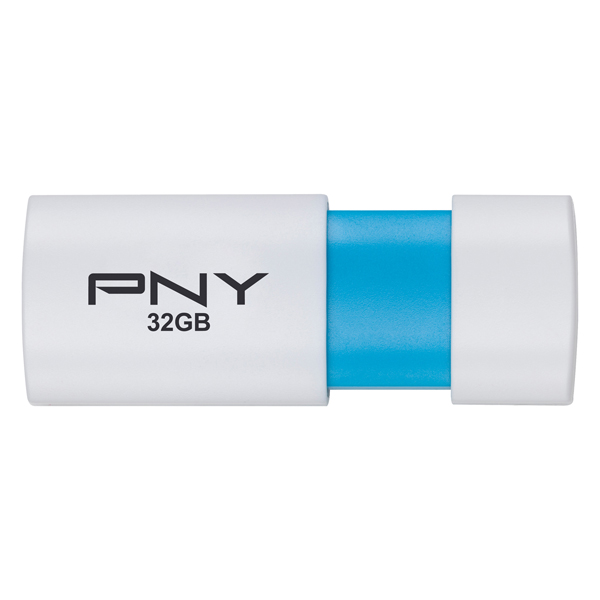 Флэш диск PNY WAVE ATTACHE 2.0 32GB