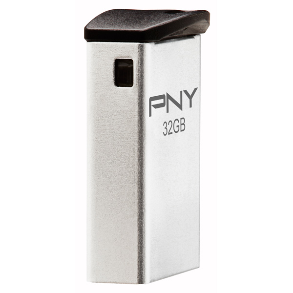 Флэш диск PNY MICRO M2 ATTACHE 32GB