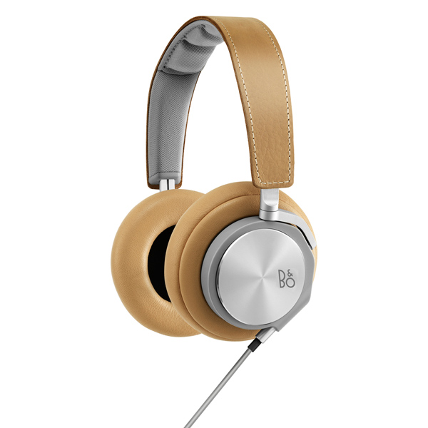Наушники накладные Bang & Olufsen BeoPlay H6 Natural leather