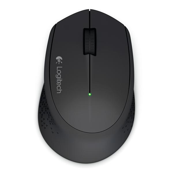 Мышь беспроводная Logitech M280 Black (910-004291)