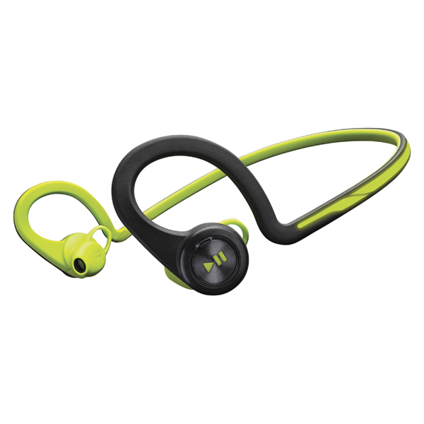 Спортивные наушники Bluetooth Plantronics BackBeat FIT Green (200460-05)