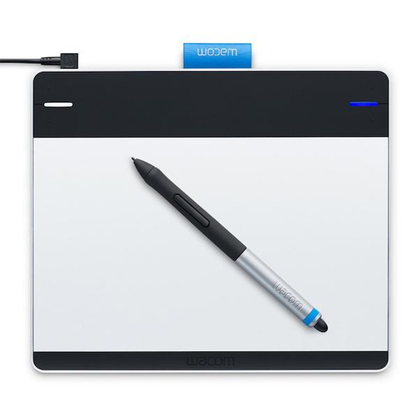 Планшет Wacom Intuos Pen & Touch (CTH-480S-N). Доставка по России