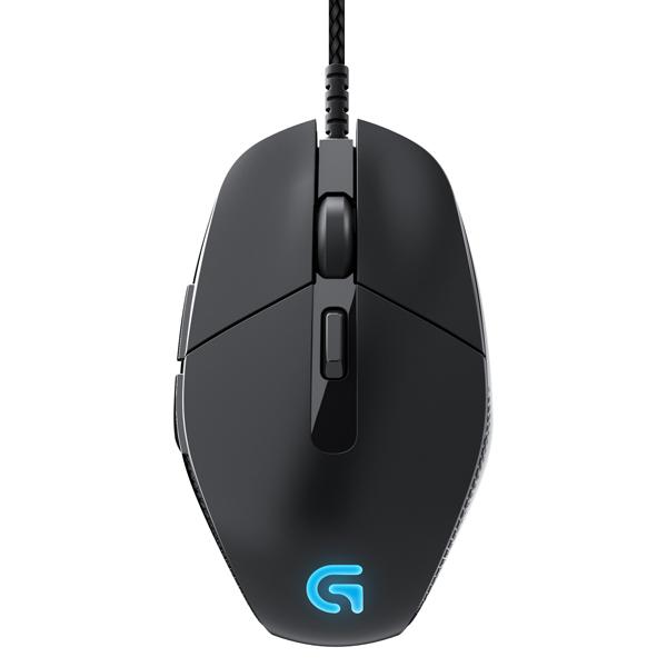 Игровая мышь Logitech G303 Daedalus Apex (910-004382)