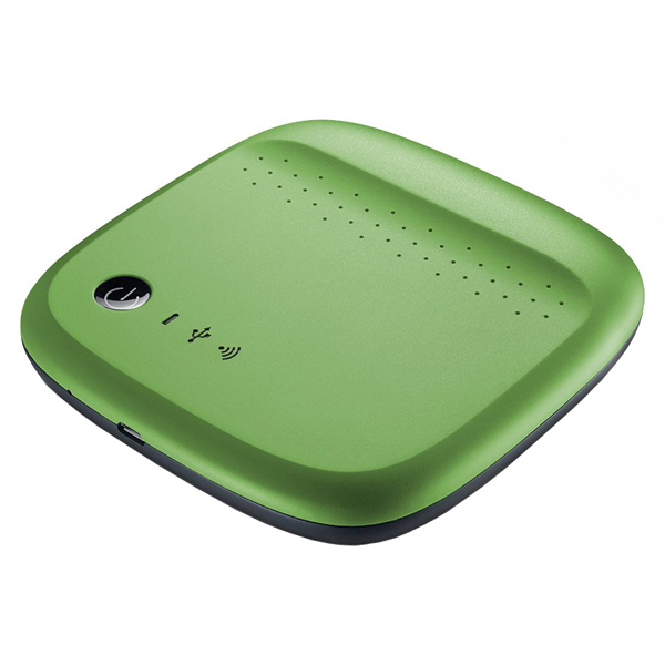 Беспроводной внешний жесткий диск Seagate Wireless 500GB (STDC500401)