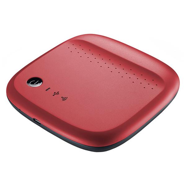 Беспроводной внешний жесткий диск Seagate Wireless 500GB (STDC500402)