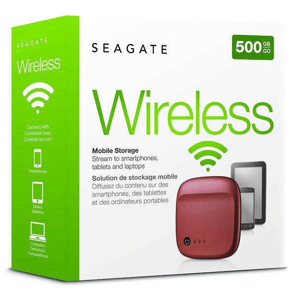 Купить Беспроводной внешний жесткий диск Seagate STDC500402 недорого