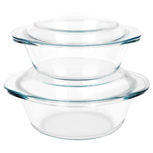 Форма для выпекания (стекло) Supra SHG-0226Кit