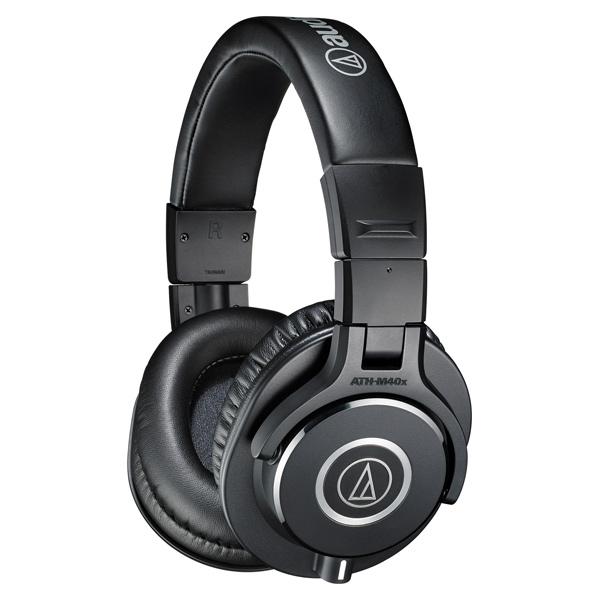 Наушники полноразмерные Audio-Technica ATH-M40X