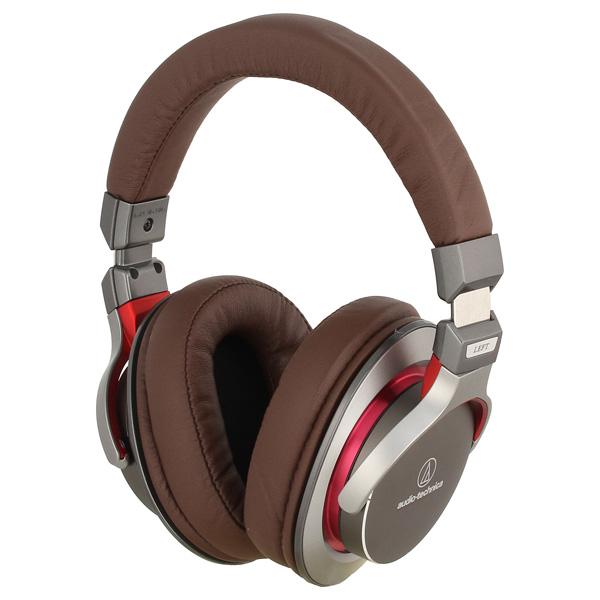 Наушники полноразмерные Audio-Technica ATH-MSR7GM