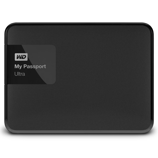 WD My Passport Ultra 1TB (WDBDDE0010BBK-EEUE)