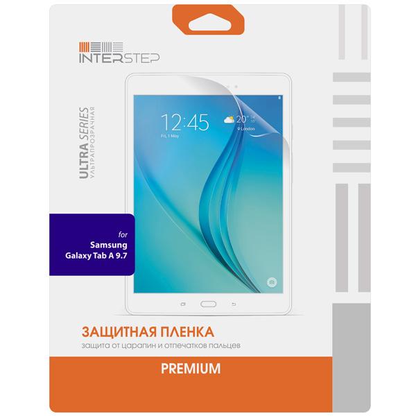 "Плёнка для планшетного компьютера InterStep для Galaxy Tab A 9.7"" (IS-SF-SAGTABA97-000B201)"