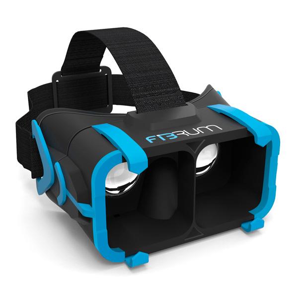 Очки виртуальной реальности Fibrum от М.Видео