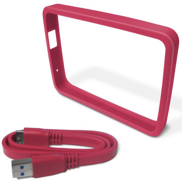 Кейс для портативного USB диска/внеш.HDD WD