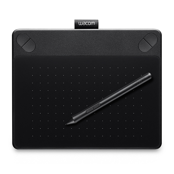 Wacom, Планшет, Intuos Art Pen&Touch Small Black (CTH-490AK-N)
