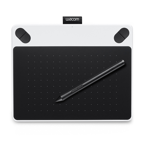 Wacom, Планшет, Intuos Draw Pen Small White (CTL-490DW-N)