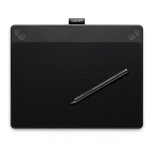 Wacom, Планшет, Intuos Art Pen&Touch Medium Black (CTH-690AK-N)