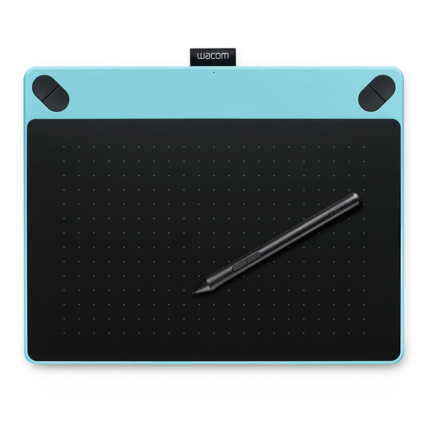 Wacom, Планшет, Intuos Art Pen&Touch Medium Blue (CTH-690AB-N)