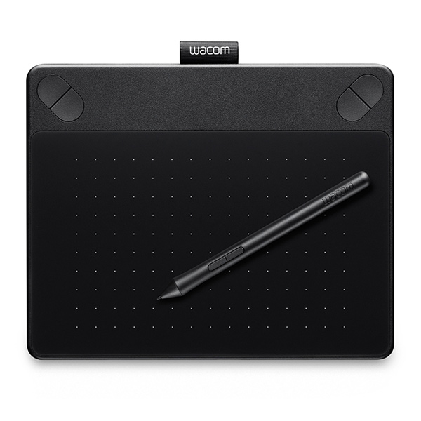 Wacom, Планшет, Intuos Photo Pen&Touch Small Black (CTH-490PK-N)