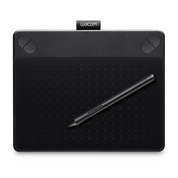 Wacom, Планшет, Intuos Comic Pen&Touch Small Black (CTH-490CK-N)