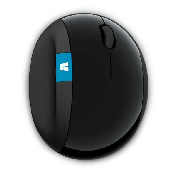 Мышь беспроводная Microsoft Sculpt Ergonomic Black (L6V-00005)