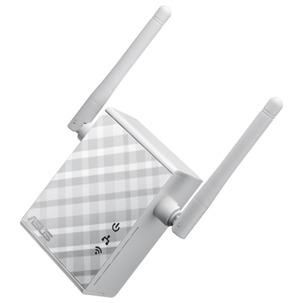 Ретранслятор Wi-Fi сигнала ASUS RP-N12