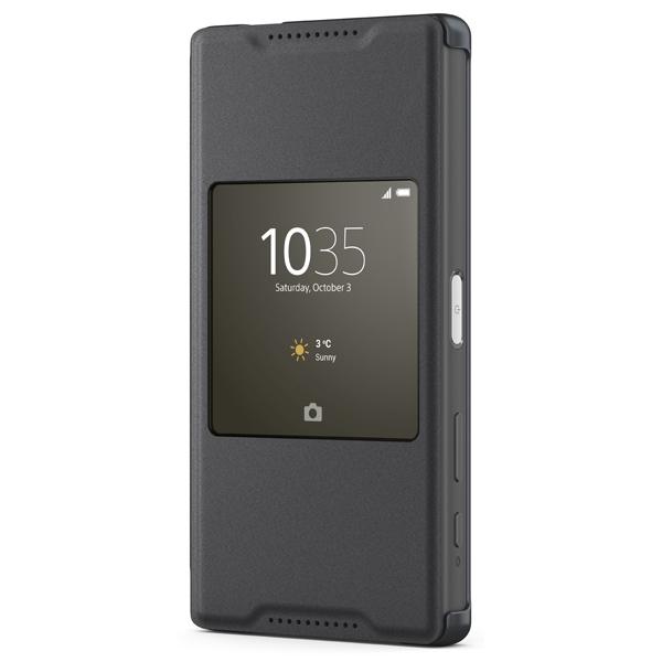 SCR44 Black для Sony Xperia Z5 Compact