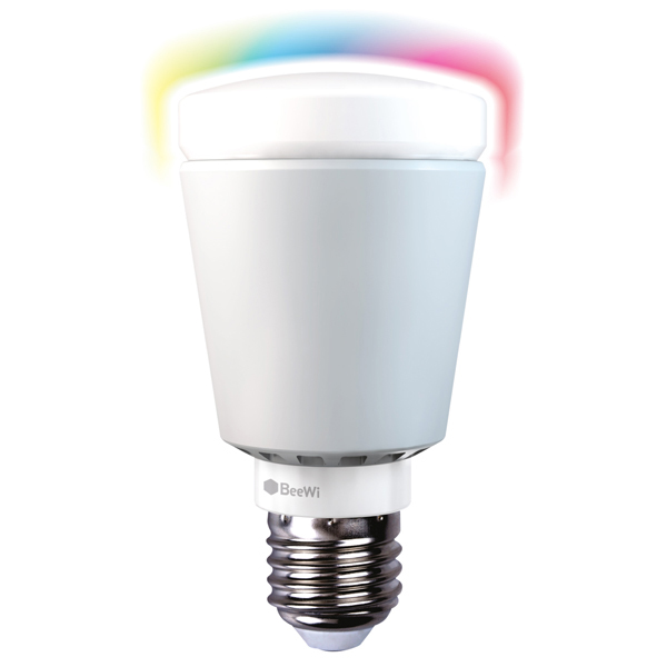 Умная лампа BeeWi Smart LED Color Bulb E27 7W BBL227 (BBL227A1)