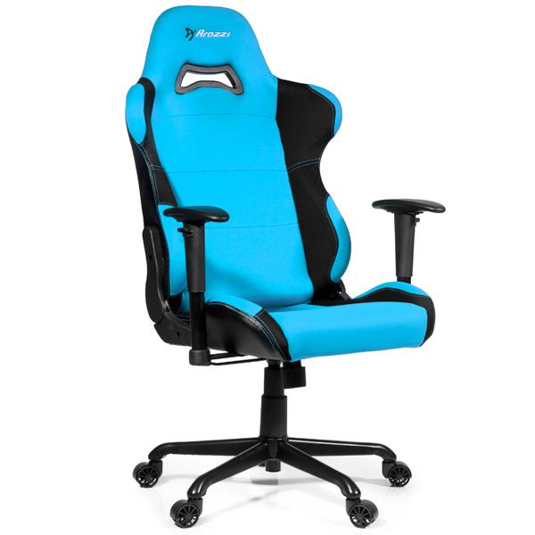 Кресло компьютерное игровое Arozzi Torreta XL Azure