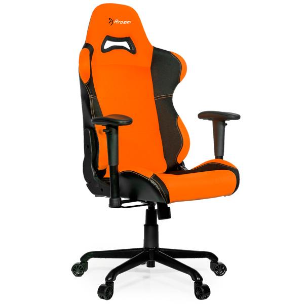 Кресло компьютерное игровое Arozzi Torreta Orange
