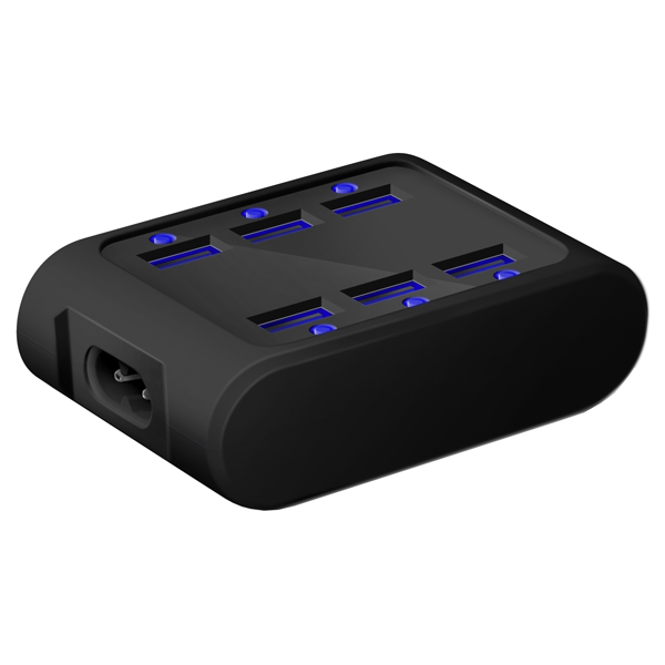 Сетевое зарядное устройство iconBIT FTB SIX